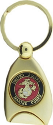 US Marines Service Key Rings